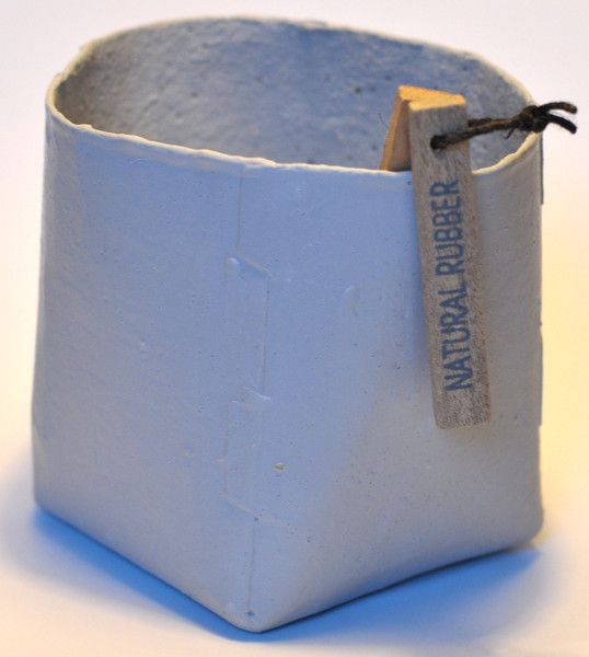 Lübech Living - Squared Pot -11x11 cm, 59 kr