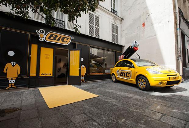 Les Pop-up stores, ou en français « magasin éphémère », sont une approche marketing consistant à ouvrir un point de vente de courte durée.
