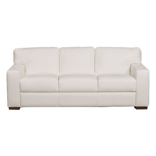 Rc Willey Leather White Leather Sofas Leather Sofa White Leather