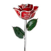 Personalized Red Rose for Valentines Day #giftguide #valentinesdaygift #lovegift