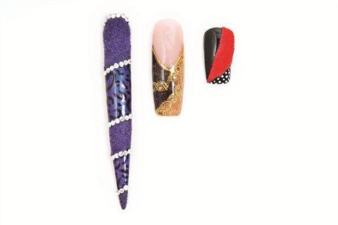 Trend Watch: Velvet - Style - NAILS Magazine