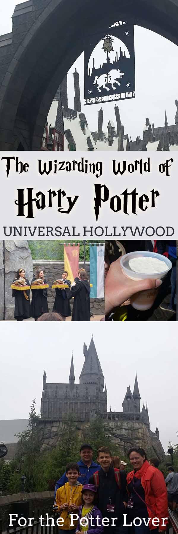 Harry Potter world hollywood, Harry Potter World California, Wizarding World of Harry Potter tips, Wizarding World of Harry Potter Secrets via @pullingcurls