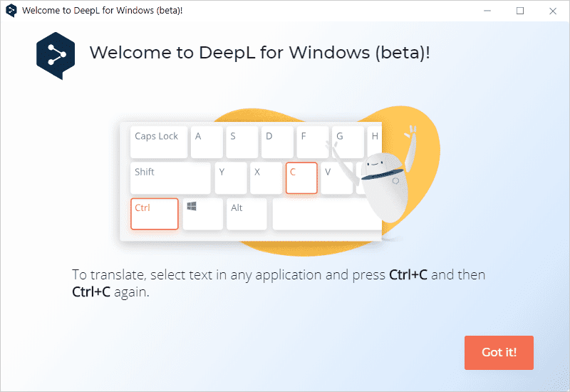 Deepl Translator Desktop Programs For Windows And Mac Computer Technology Pc Tech Software Programmer Thecomputer Free Download Closing Words Copy Text