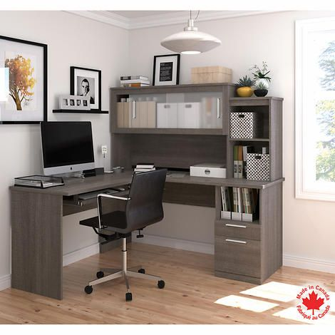 Costco 469 99 Cheap Office Furniture Home Office Furniture L Shaped Office Desk