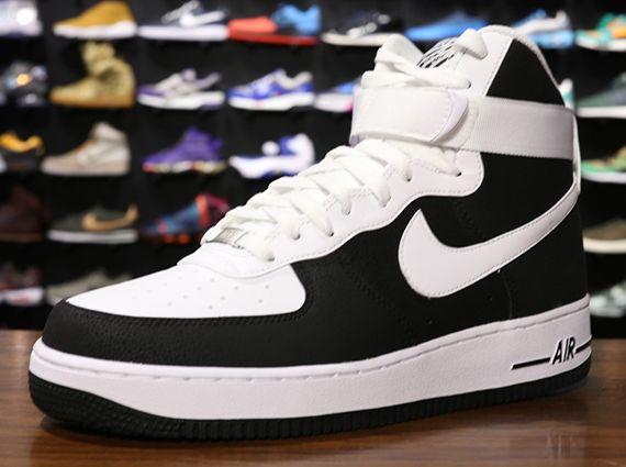 Nike Air Force 1 High 07 White Black