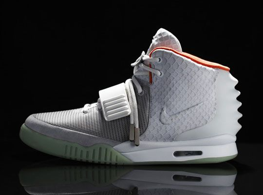 Nike Air Yeezy 2 - Official Images and Release Information | Highsnobiety