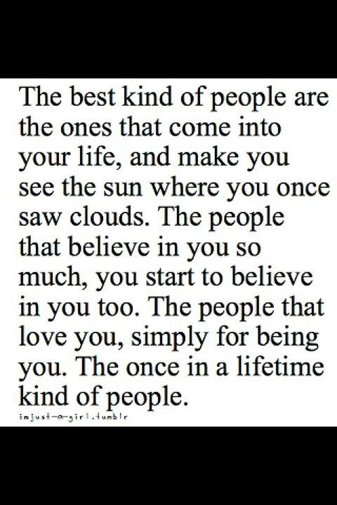 One of a kind :) A Manda Ross this is so how I feel about you