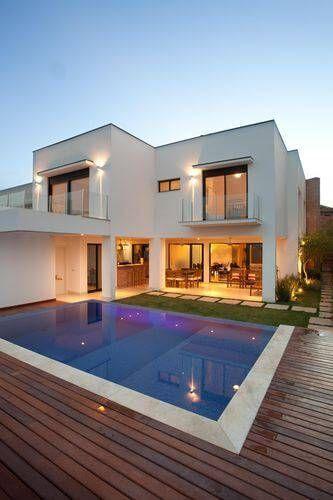 Casas Bonitas 76 Modelos Incriveis Modernos E Inspiradores Casas De Luxo Apartamentos De Luxo Casas