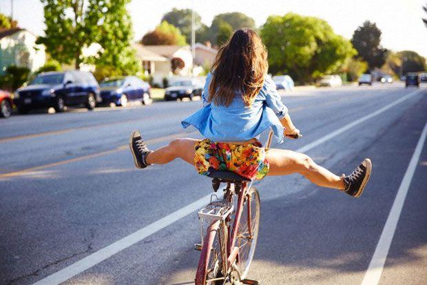 ¿Por qué debemos utilizar mas la bicicleta?
