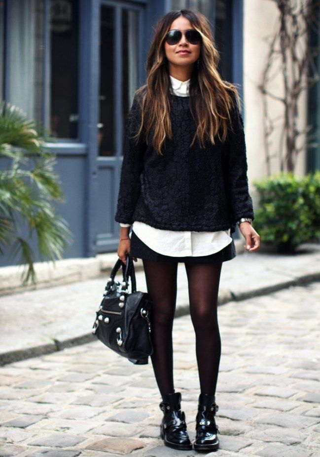 Photo of Wear shorts in autumn: styling tips for the transition