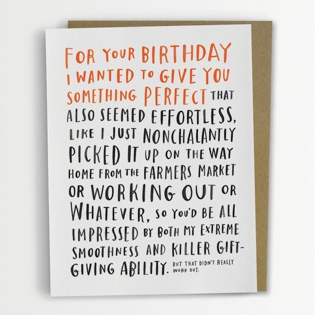 Emily Mcdowell Gift Cards Funny Pinterest
