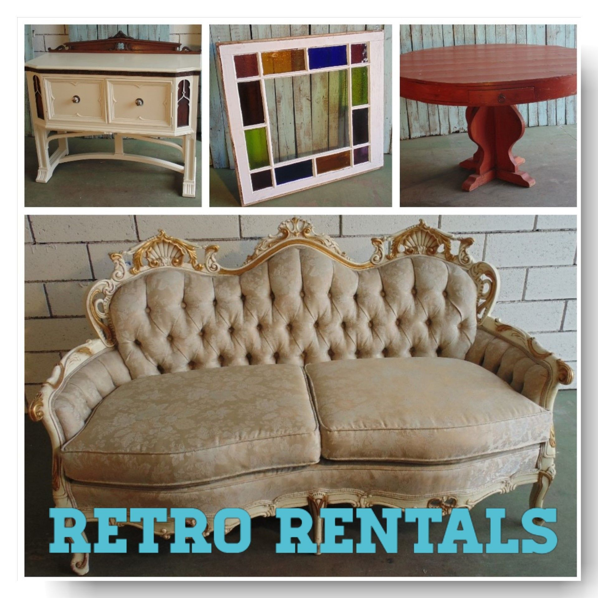 Vintage Rentals In Phoenix Retro Offers The Most Unique Collection Of For Weddings Photo Shoots Special Events