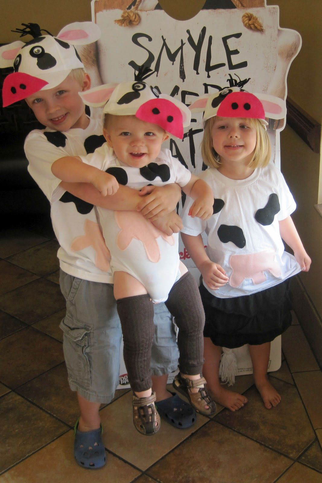 Gratifying image within chick fil a printable cow costume