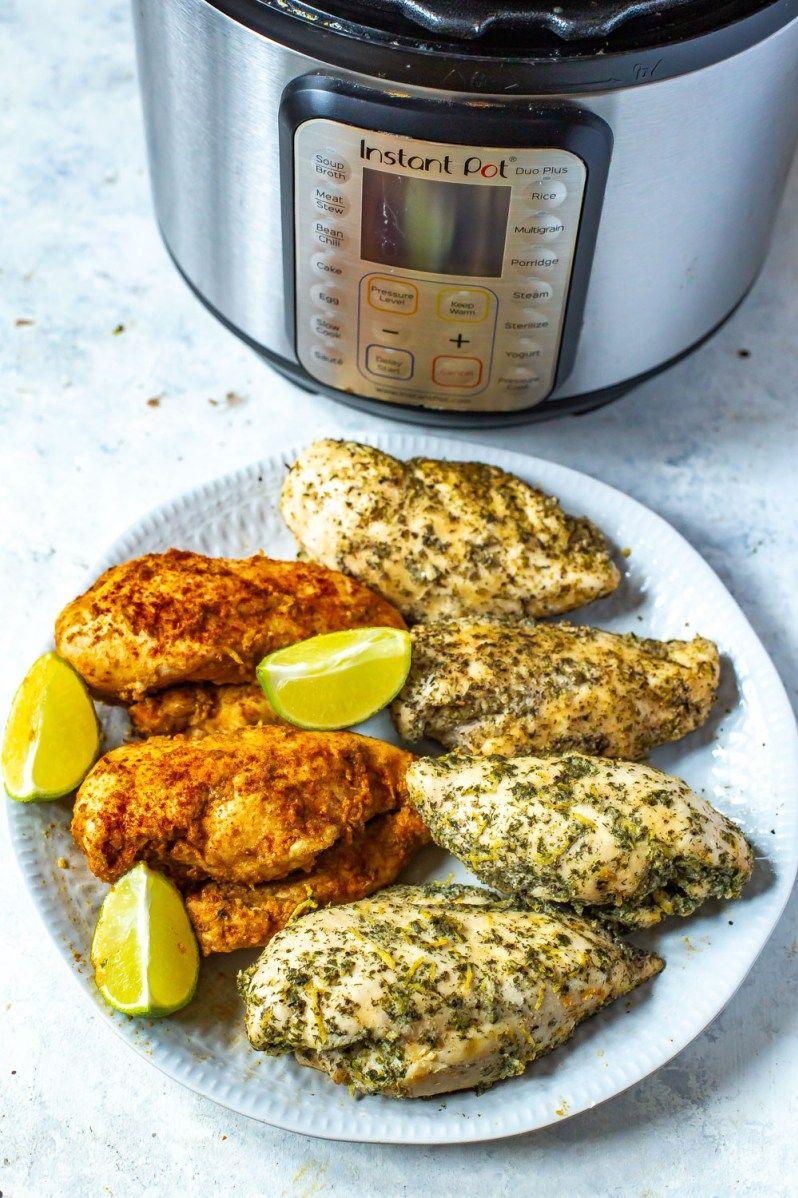 Instant Pot Chicken Breast-12 | Instant pot dinner recipes ...