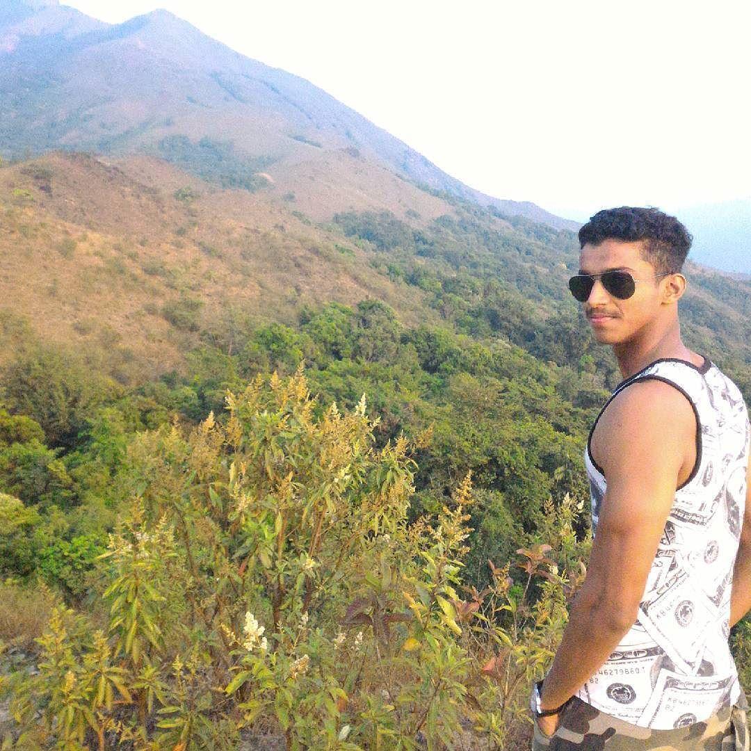 #Throwback #Adventure #Kumaraparvat #awesome #memories by dharmesh_1994