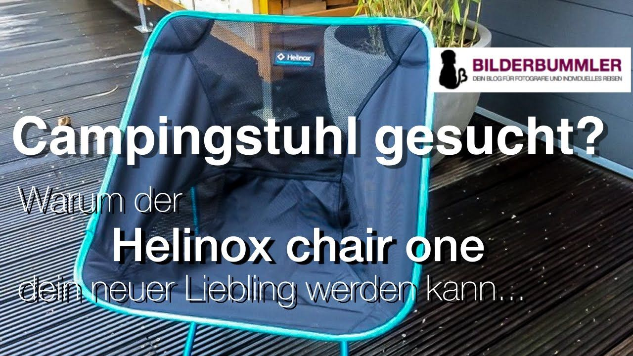 Test Helinox Chair One Campingstuhl   Review   Tipp   Ausrüstung   Camping