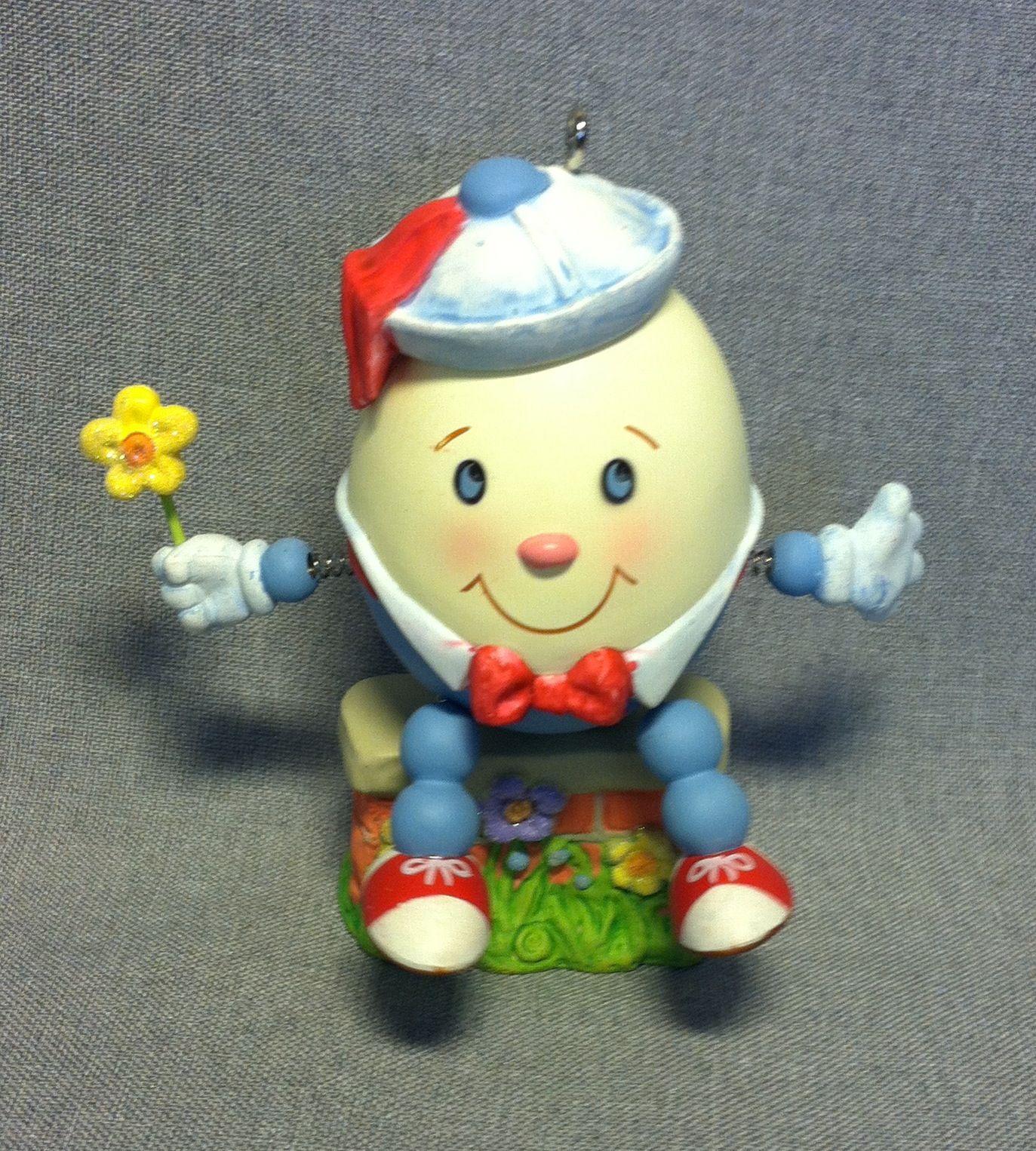 Humpty Dumpty Hallmark 2009 Hallmark ornaments