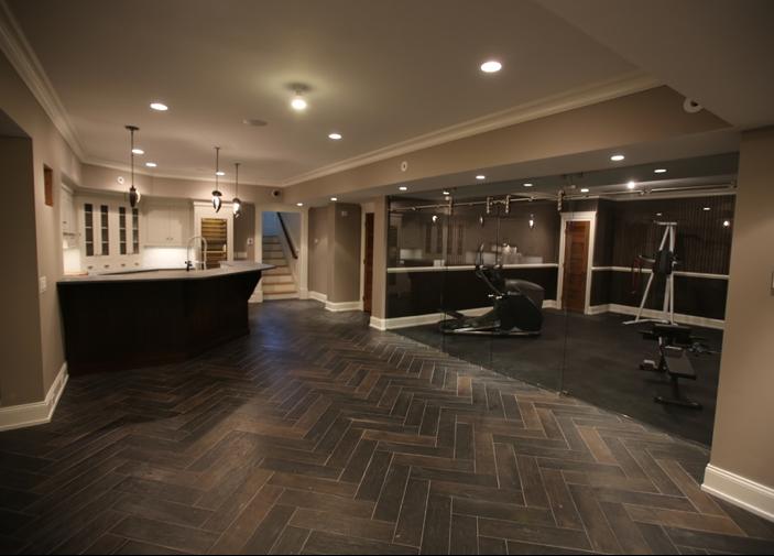 Herringbone Wood Tile Floor   Mahogany   will it be too dark Herringbone with Wood Look Tile   Wood tile floors  Tile flooring  . Faux Wood Tile Herringbone Pattern. Home Design Ideas