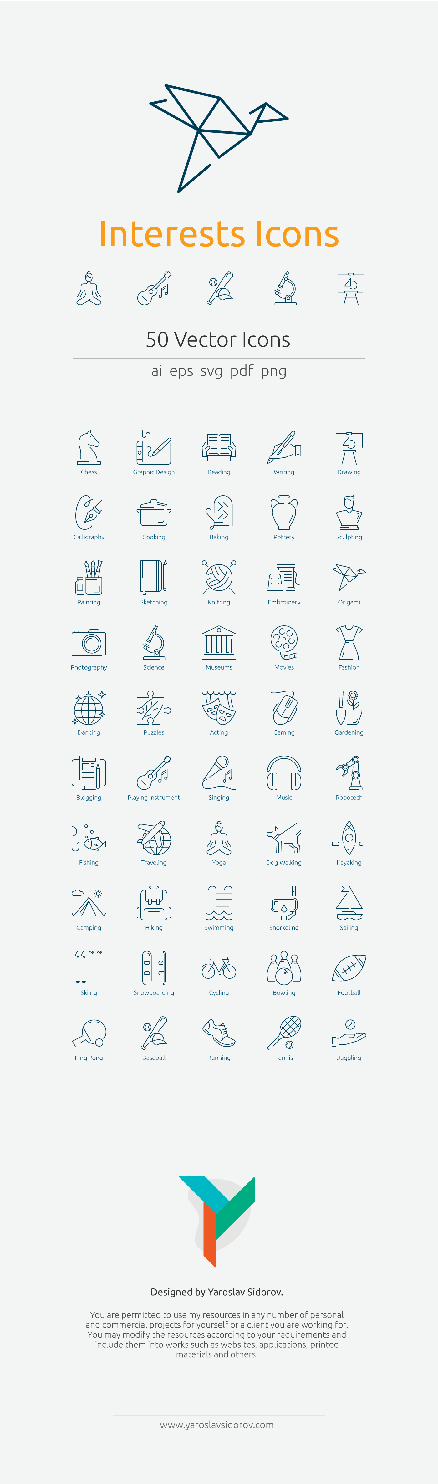 Interests Icons in Vector and PNG Icon set, Writing icon