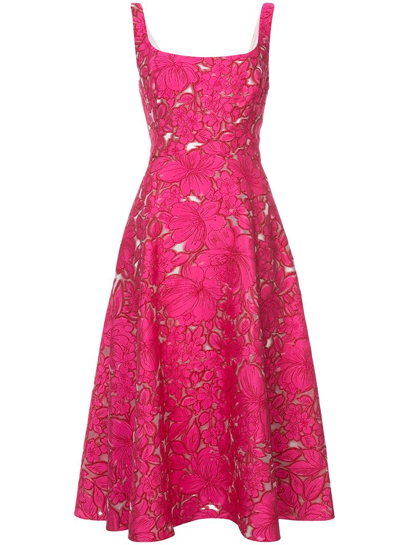 Consigue este tipo de vestido informal de LELA ROSE ahora! Haz clic ...