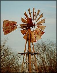 Perfect Rusted Metal Windmill How To Rust Your Own Metal Items