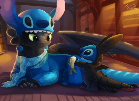 Funny Train Dragon Lilo Toothless With Images How Train Your