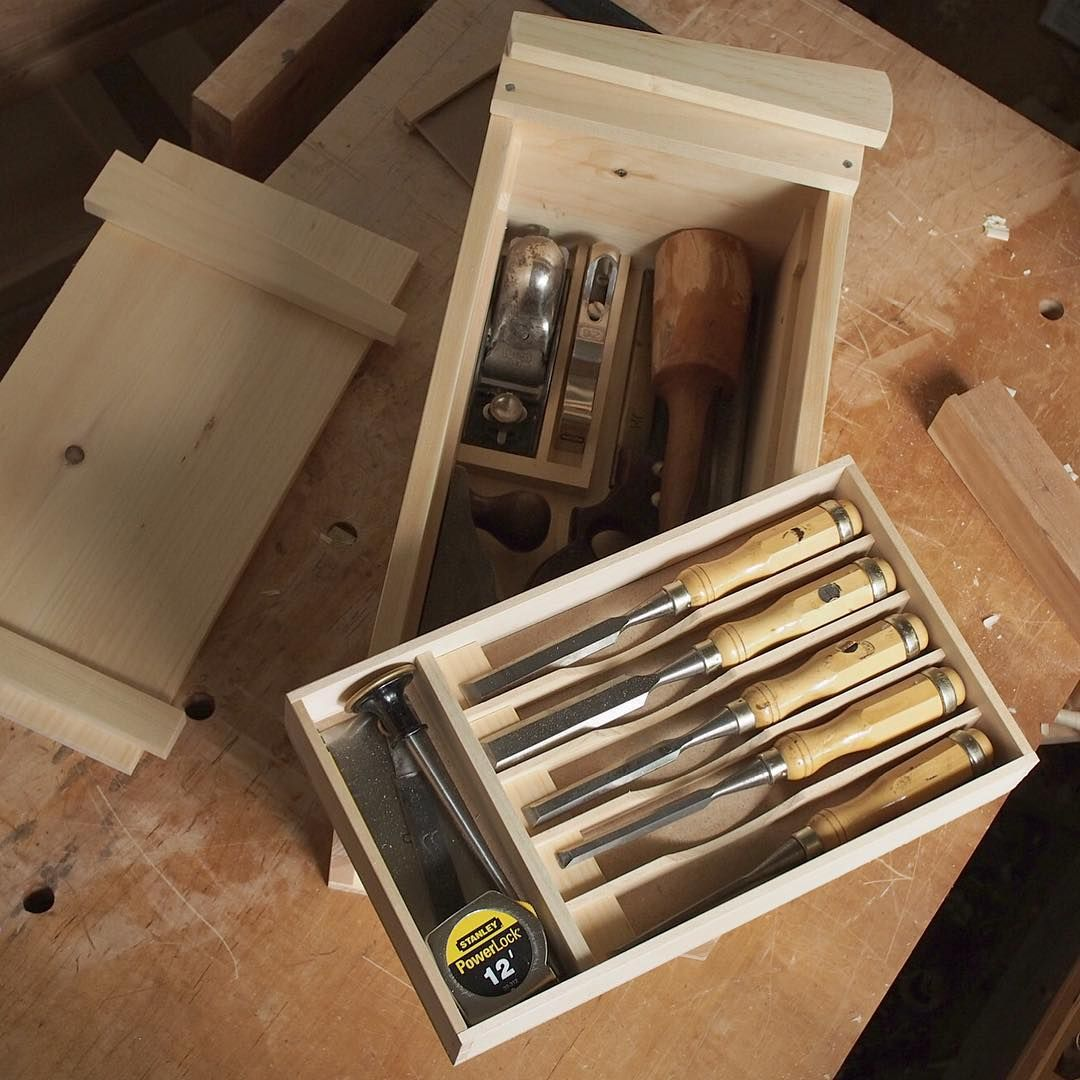 Idea Japanese Toolbox Design For Storing Watch Fountain