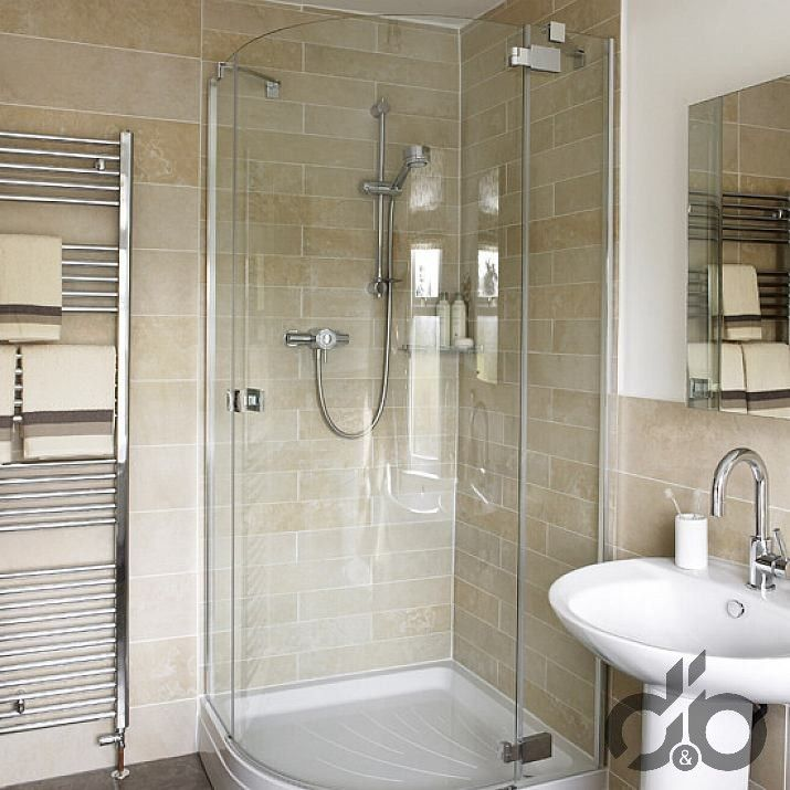 Showers For Small Spaces küçük banyoda cam duşakabin | banyo dekorasyonu | pinterest