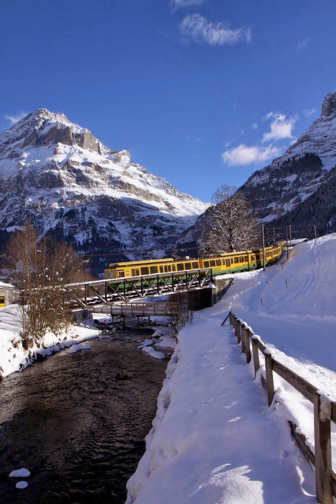How To Get From Zurich To Grindelwald By Train