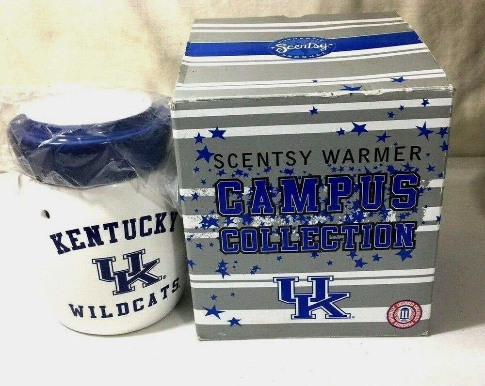 American Pickers Pikeville Nc rare university of kentucky scentsy warmer campus collection
