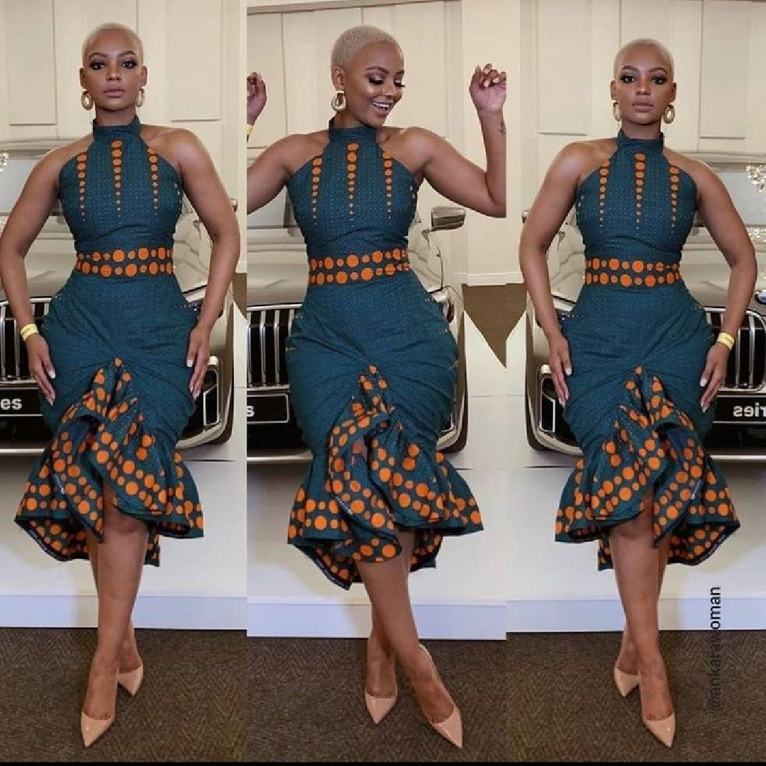 Loveliest Ankara Gown Styles For Quee s #africanfashion