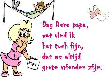 Leuke Vaderdag Tekst Plaatjes Lieve Tekst Voor Papa Op