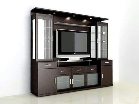 Pin By Harshita Davuluri On Home Decor Tv Cabinet Design Modern Tv Wall Units Modern Tv Units