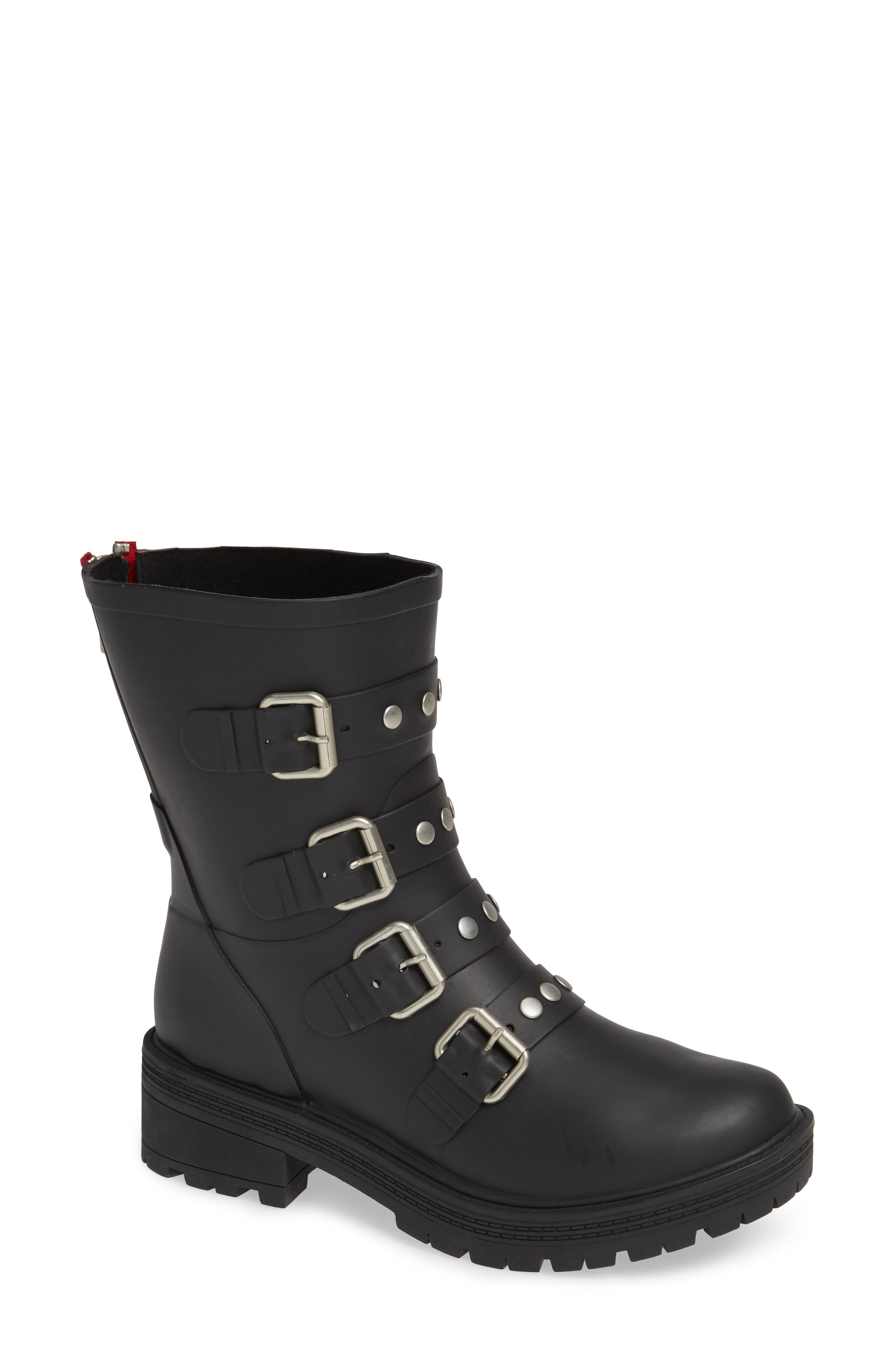 fbbaed457fe Steve Madden Thunder Rubber Bootie available at  Nordstrom