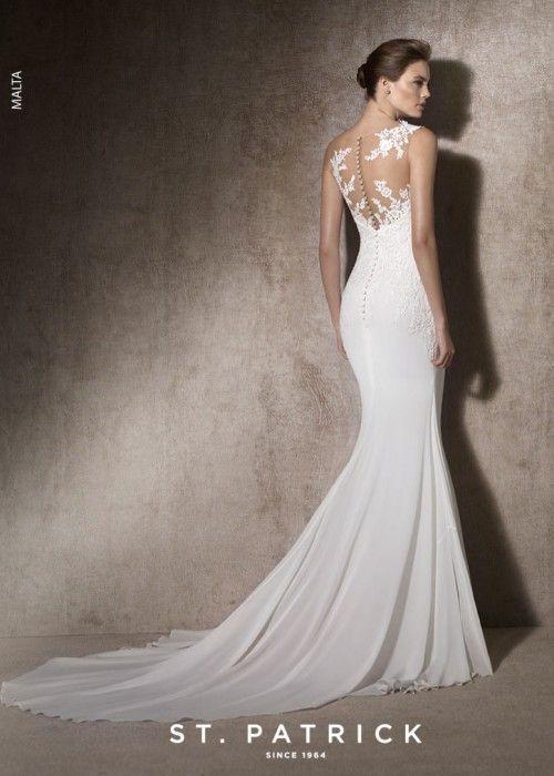san patrick modelo malta (2) | vestidos de novia en 2019 | wedding
