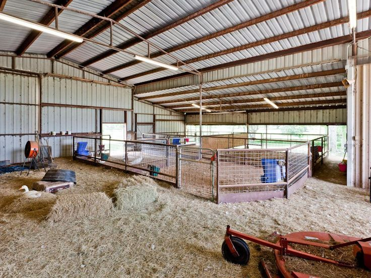 Image Result For Panel Horse Barns Inside