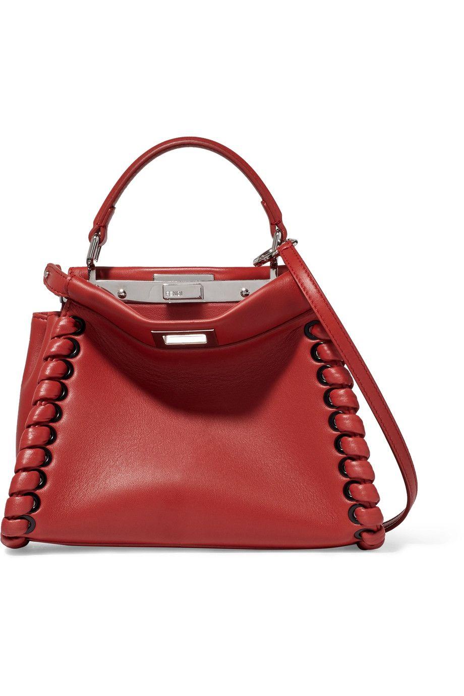 The Fendi mini Peekabo. What a bag.  9e010a740c251