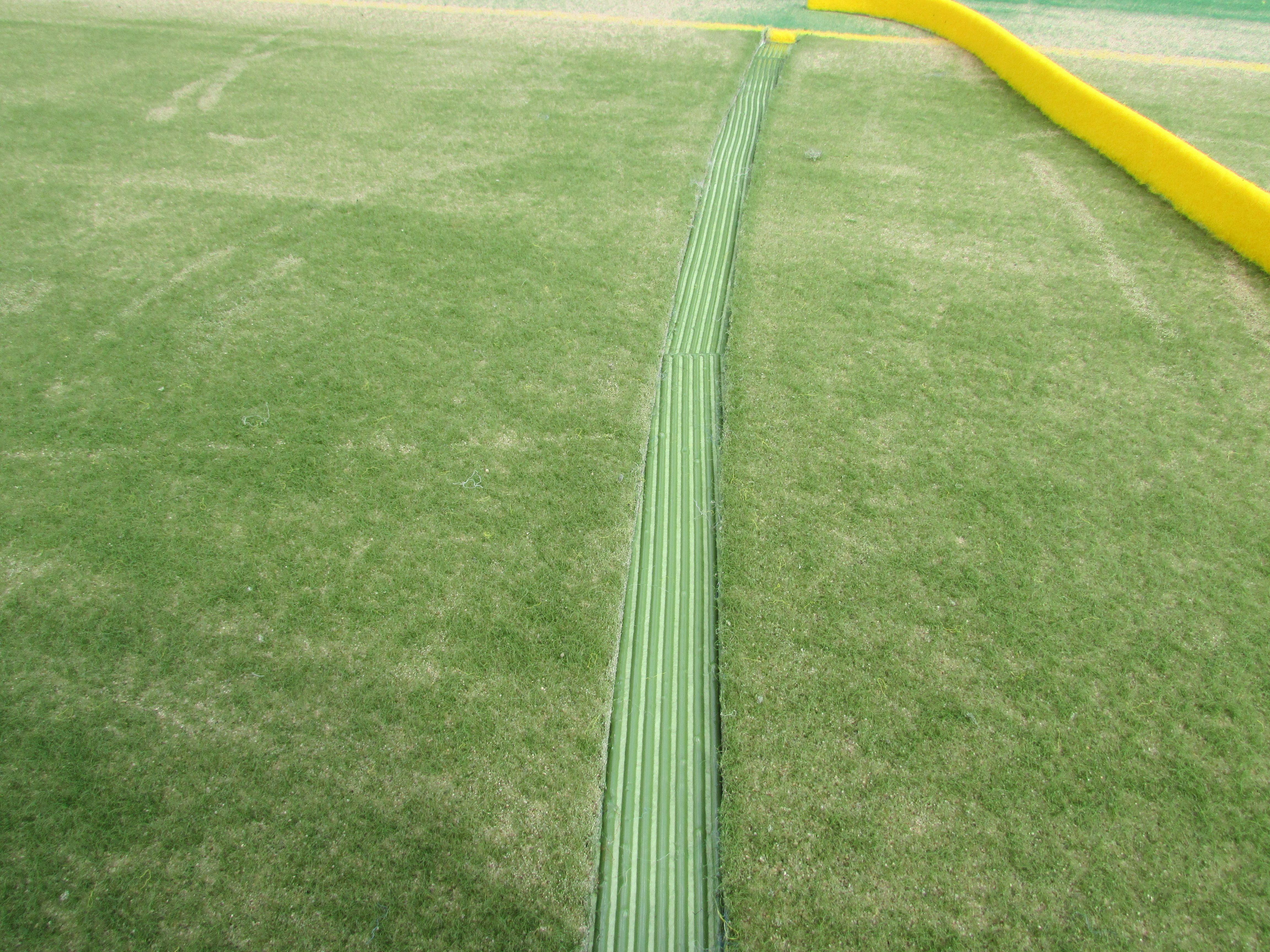 Needlepunch Construction Turf Installation Artificial Grass Garden Artificial Grass