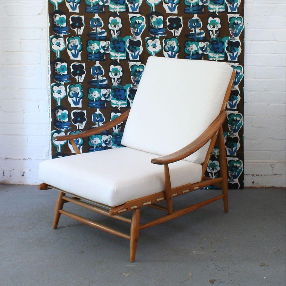 Image of Vintage Ercol Bergere Chair (Bespoke) Bergere