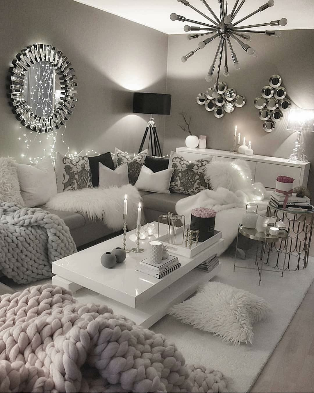 Winter ideas for the home room interior design dream decor decoration also favorite places  spaces living rh pinterest