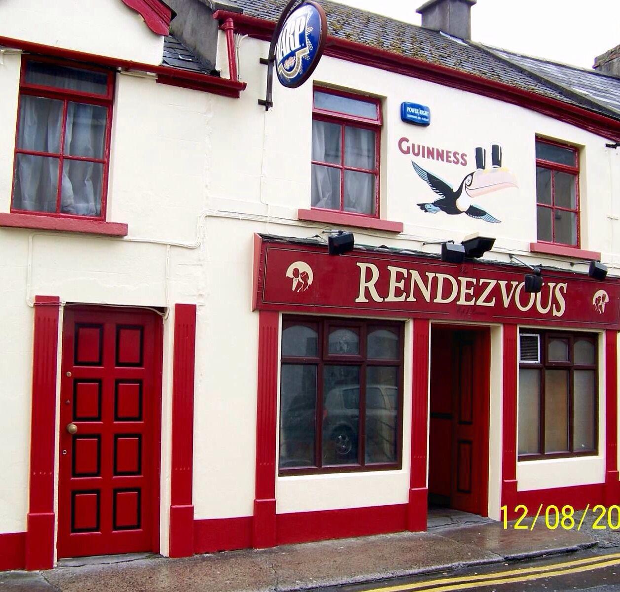Rendezvous Pub in Sligo, Ireland