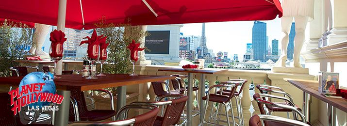 Dining S For Planet Hollywood In Las Vegas Save With Free Travel Coupons From Destinationcoupons