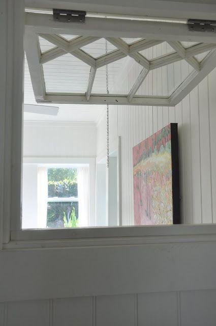 Jane Coslick Cottages I Love Interior Windows Interior Windows Transom Windows Windows