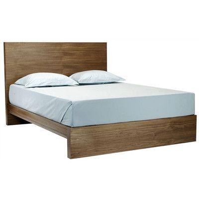 Desiron Thompson Platform Bed Allmodern Modern Bed Bed
