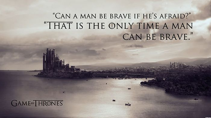 Game of Thrones quotes: Most wise quote of all quote from GoT, and of course it's from the Starks.