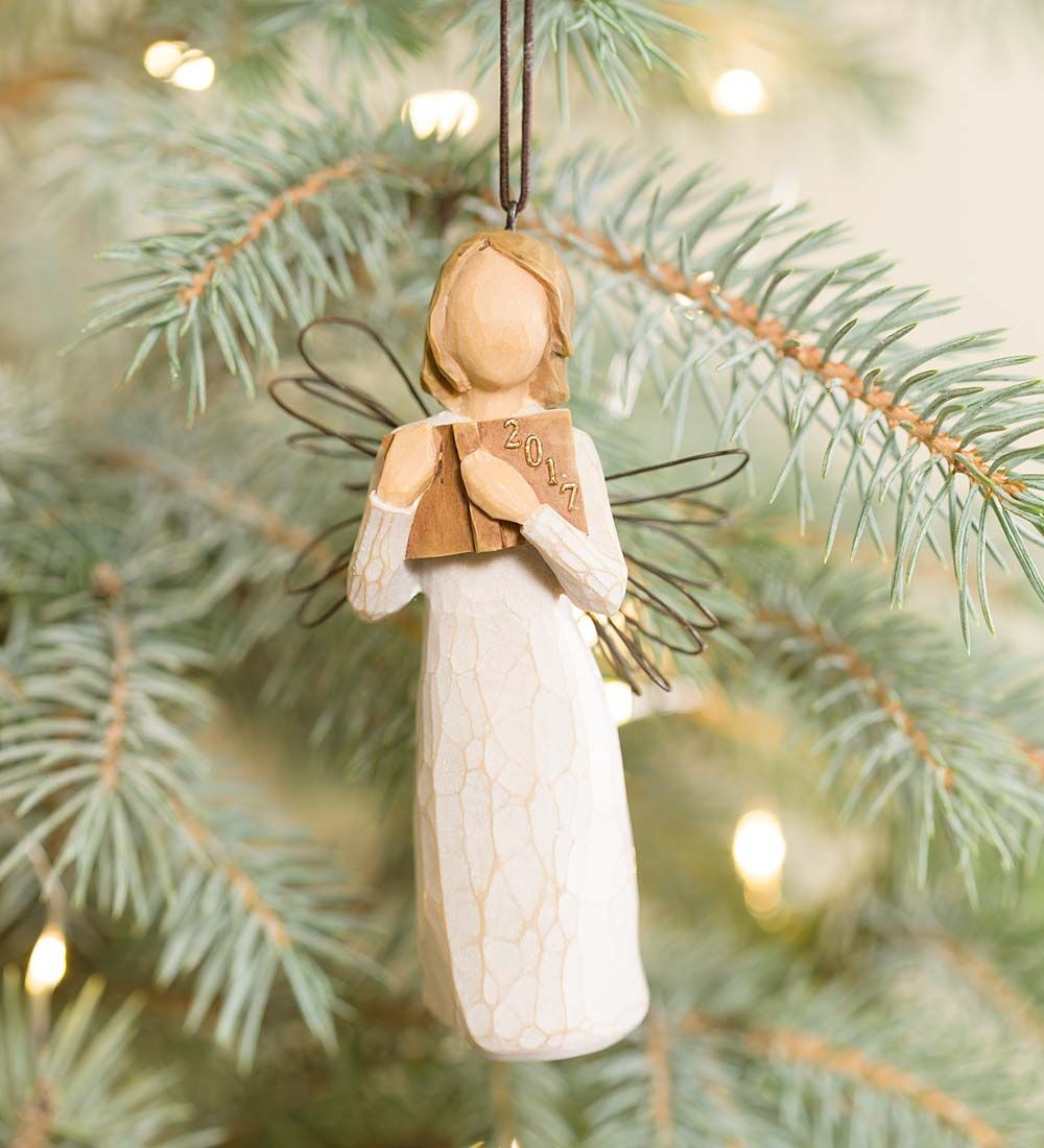 Willow Tree 2017 Ornament in Indoor Holiday