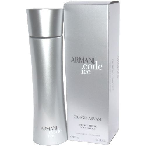 2 Armani 4 Oz125 Ml Men By Cologne Code Giorgio For Edt Ice zVjLpGMqSU