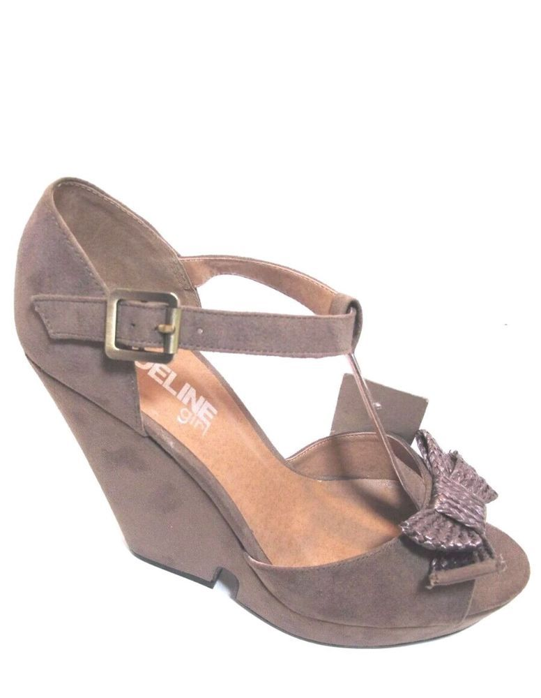 d37886adaa7 MADELINE girl  Purr  Platform Wedge Taupe 8M NEW without box.  fashion   clothing  shoes  accessories  womensshoes  heels (ebay link)