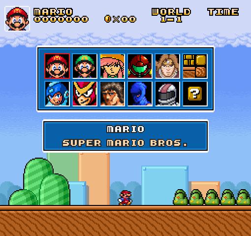 Super Mario Bros Crossover 3 Super Mario Bros Super Mario Mario Bros