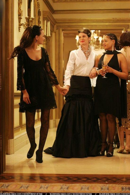 Guardaroba Di Gossip Girl.Blair Waldorf Queen Gg Leighton Diva Season One 1x01